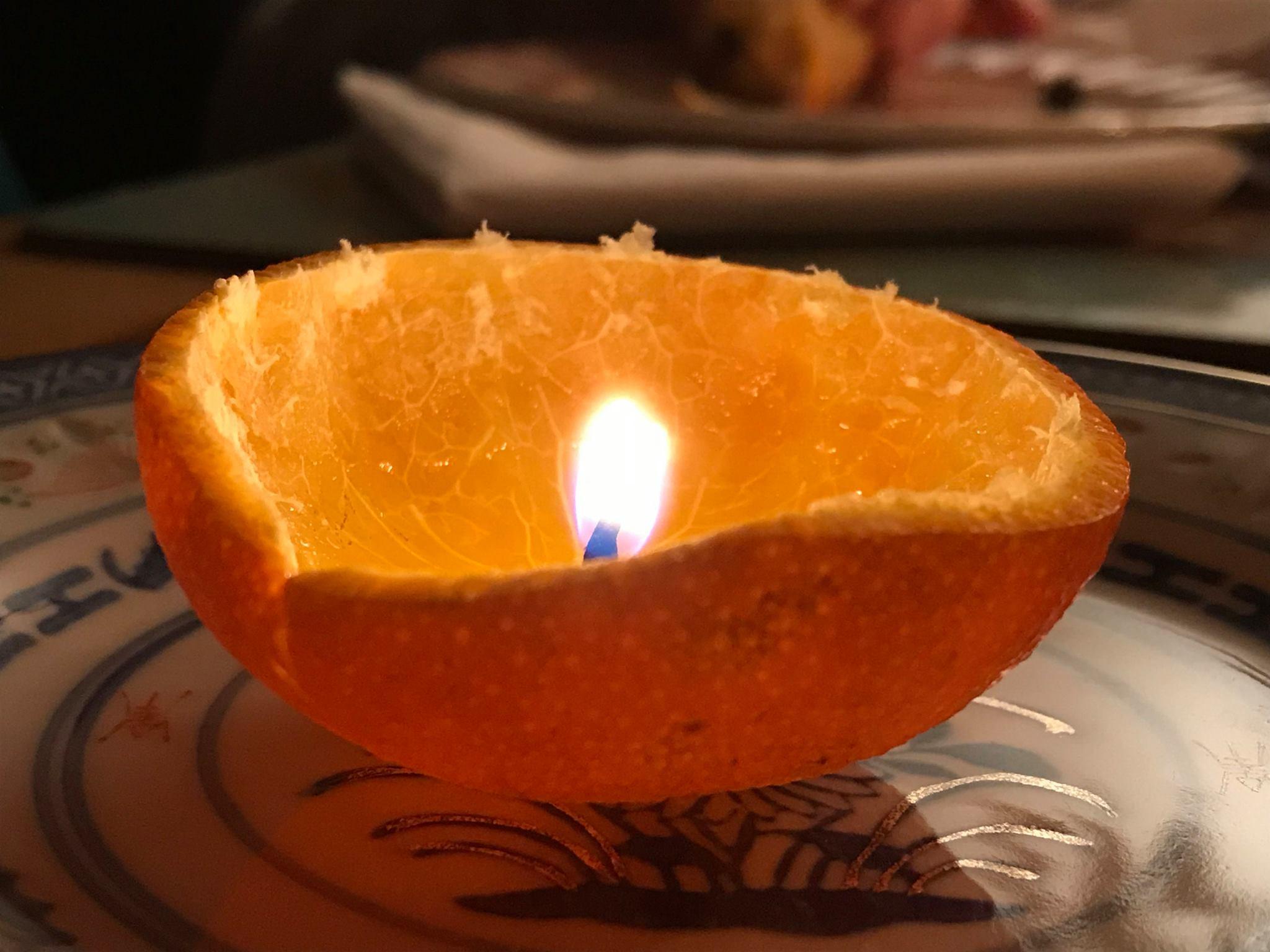 lumino mandarino